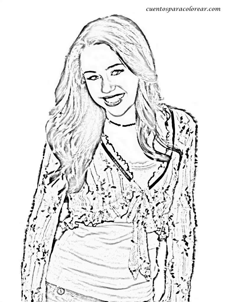 Magnífico Hannah Para Colorear Fotos - Dibujos Para Colorear En ...