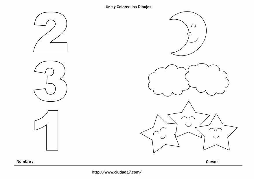 Único Actividades Gratis Para Niños Imprimibles Modelo - Dibujos ...