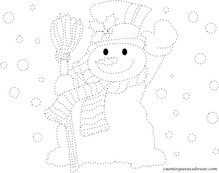 Numeros Para Colorear En Linea Fichas Para Unir Puntos Y: Fichas Educativas De Dibujar