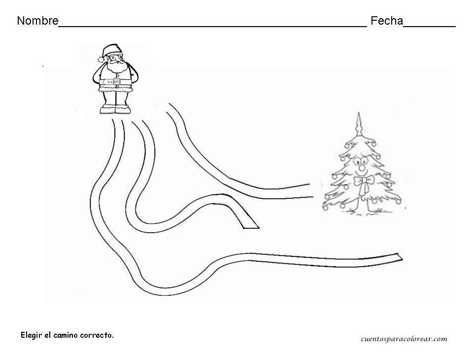 Para Preescolar De Navidad. Menta Ms Chocolate Recursos Para ...