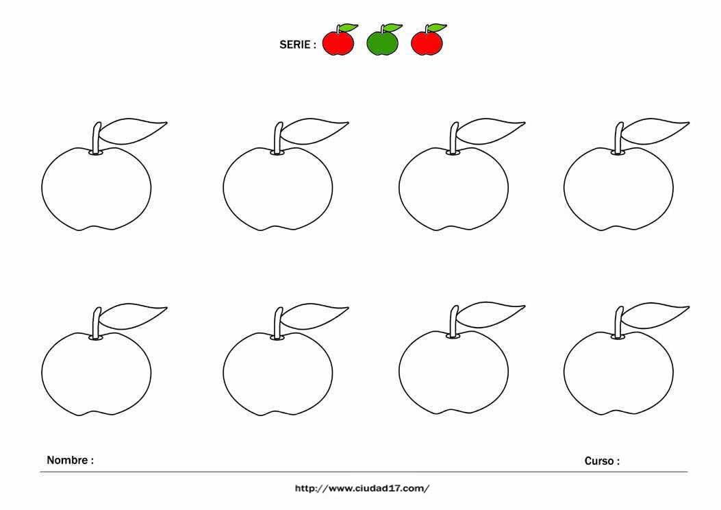 Bonito Dibujos Para Colorear Patrones Niños Fotos - Dibujos Para ...