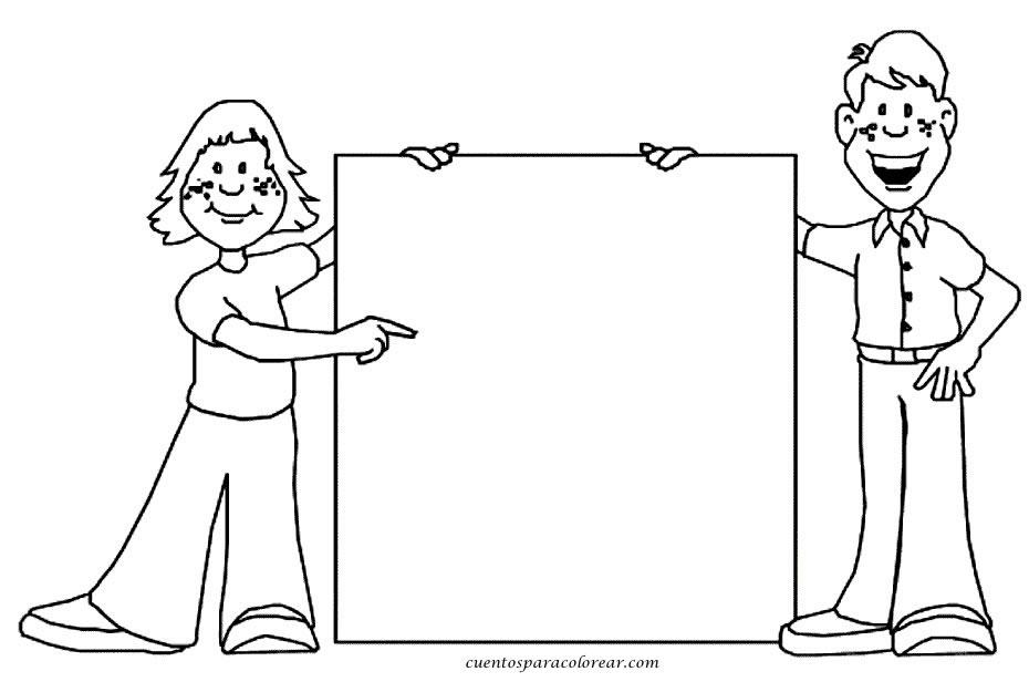 Dibujos Del Dia Del Padre Coloreados: Dibujos Para Colorear Día Del Padre