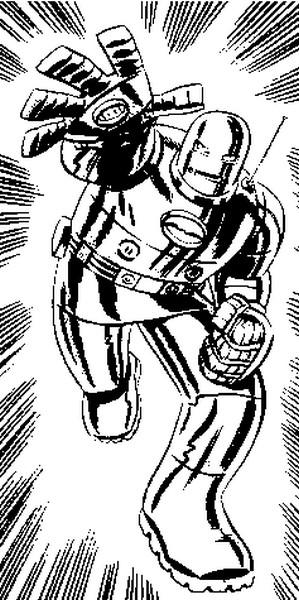 Dibujos para colorear iron man - Ironman coloriage ...