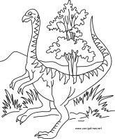 Dibujos para colorear Dinosaurios