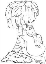 Dibujos para colorear Horton