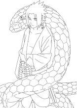 dibujos de Naruto para colorear y pintar para niños imprimir dibujos infantiles
