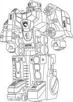 dibujos de power rangers para colorear y pintar para niños imprimir dibujos infantiles