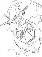 Dibujos para colorear X-man