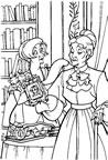 Dibujos para colorear Anastasia