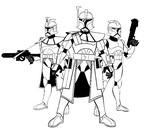 dibujos de la guerra de las galaxias para colorear y pintar para niños imprimir dibujos infantiles