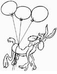 Dibujos para colorear Correcaminos y el coyote
