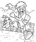 dibujos de digimon para colorear y pintar para niños imprimir dibujos infantiles