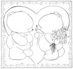 dibujos del día de la madre para colorear y pintar