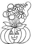 Dibujos para colorear Halloween