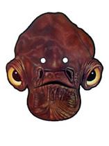 caretas de La guerra de las galaxias mascaras antifaz star wars