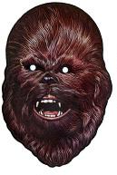 careta de chewe, chewaka de la guerra de las galaxias mascaras antifaz star wars