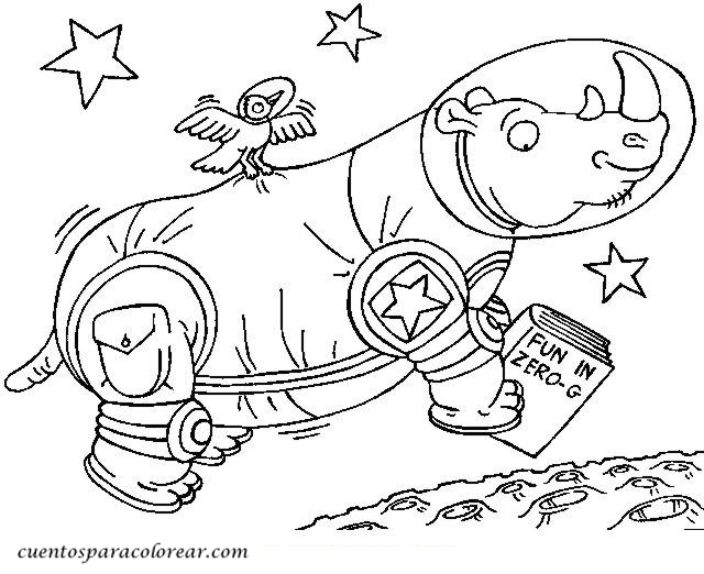 celestrial free coloring pages - photo#10