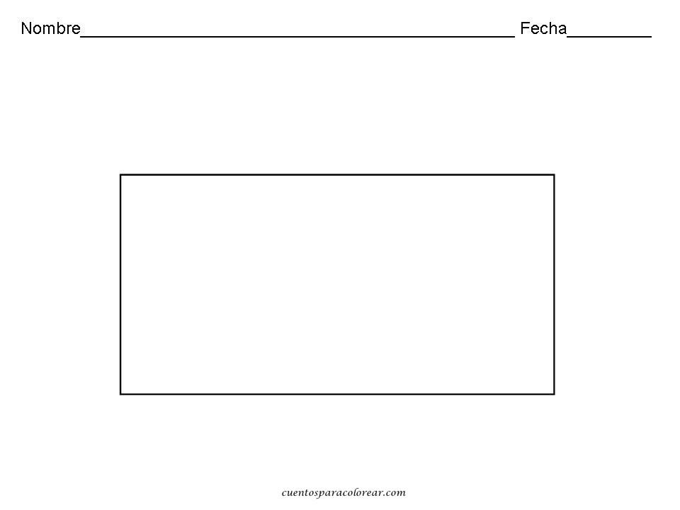 Fichas Educativas De Formas Geométricas